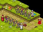 RPG風、レベルアップする防衛ゲーム 『Ultimate Defense』.jpg