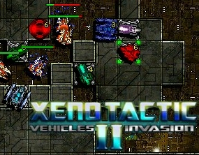 ロボット系防衛ゲーム『XENO TACTIC �U』.JPG